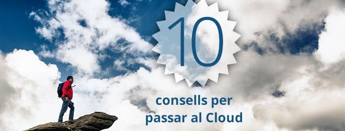 10 consells cloud