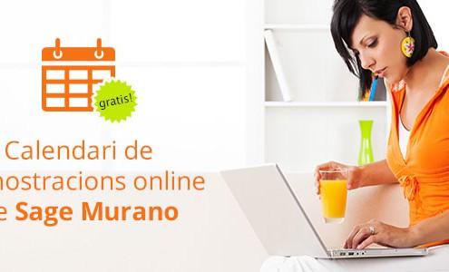 Demo online sage murano