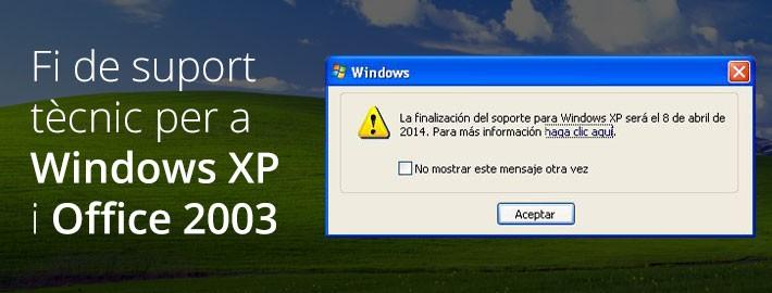 Fi suport tecnic windows xp office 2003