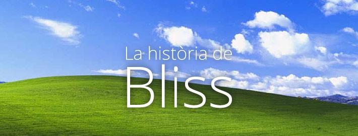 Historia de bliss windows xp