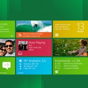 Live Tiles Windows 8