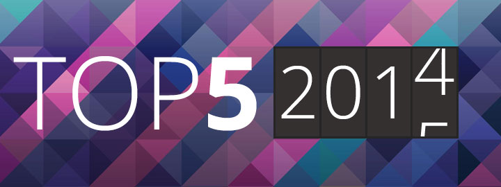 Top5 blog 2014