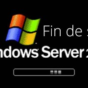 Fin soporte windows server 2003