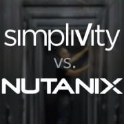 Simplivity vs nutanix
