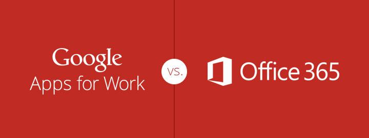 Office365 vs googleapps