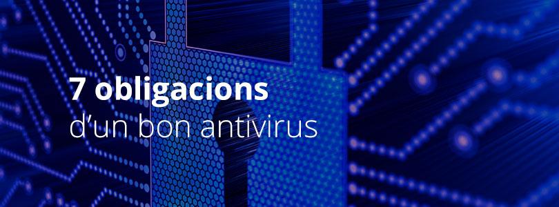 7 obligacions antivirus