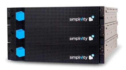 Simplivity hardware