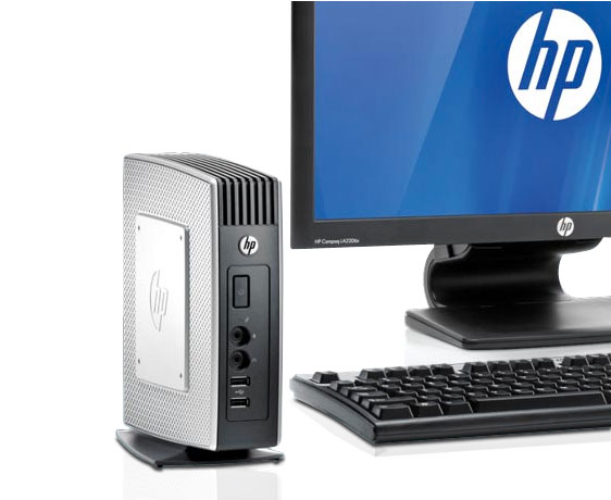 Escritorios Virtuales Thin client HP