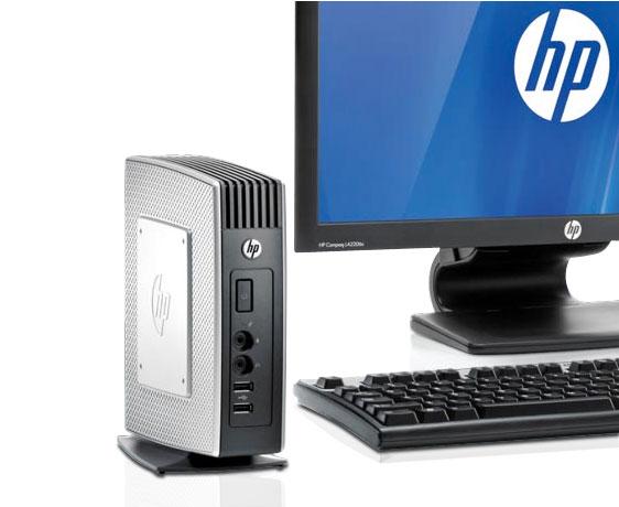 Escriptoris Virtuals Thin client HP