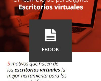 Ebook escritorios virtuales