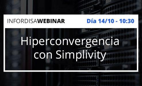 Webinar simplivity octubre 1