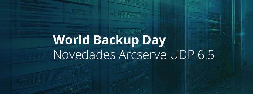 Backup Arcserve