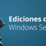 Ediciones windows server 2016
