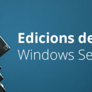 Edicions windows server 2016