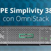 Hpe simplivity 380