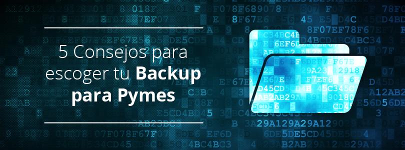 Backup para pymes