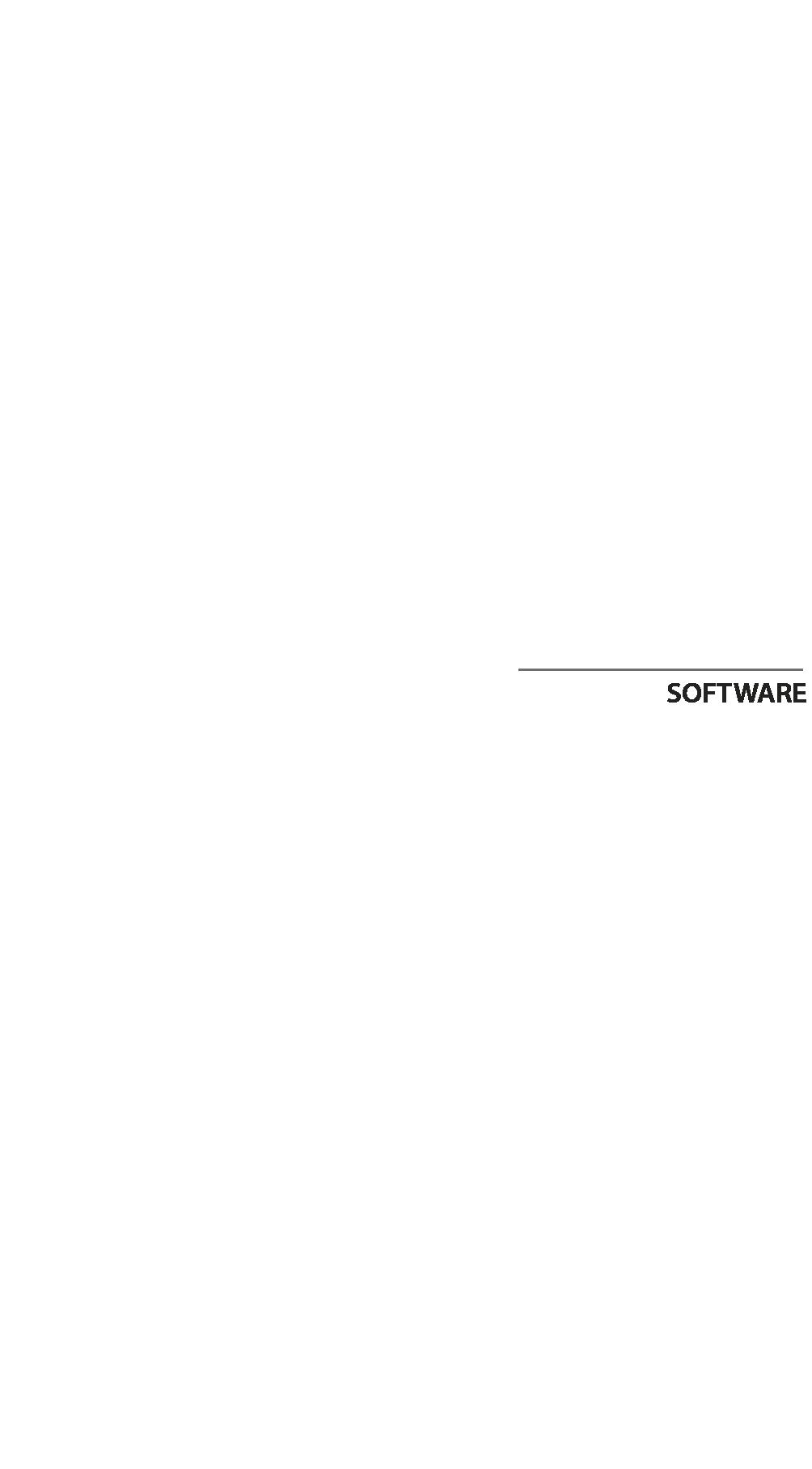 Tipografia software