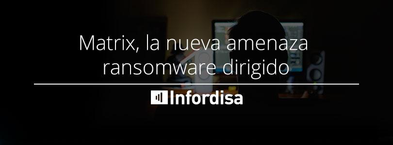 Matrix blog esp